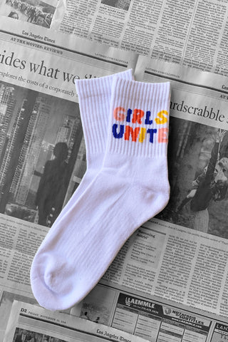 Girls Unite Socks