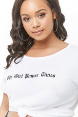 The Girl Power Times T-Shirt