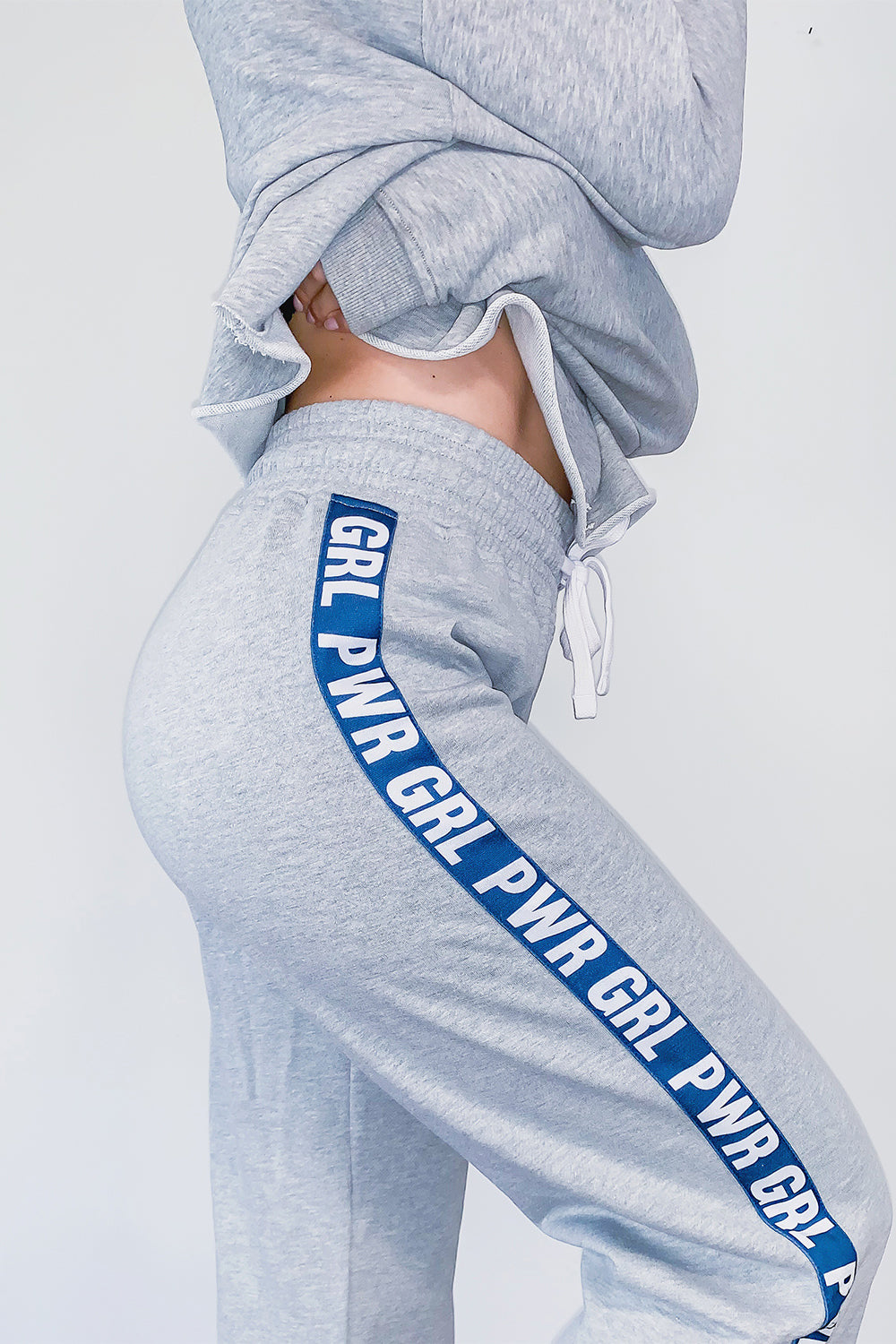 GRL PWR SWEATPANTS