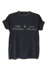 More Feminism, Less Bullshit