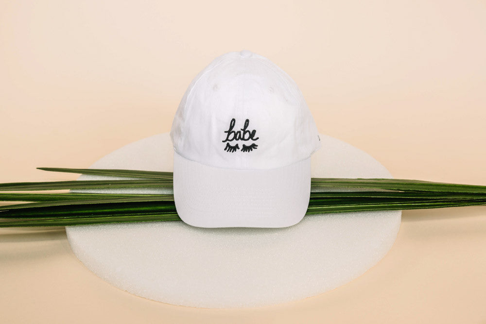 The Babe Baseball Cap