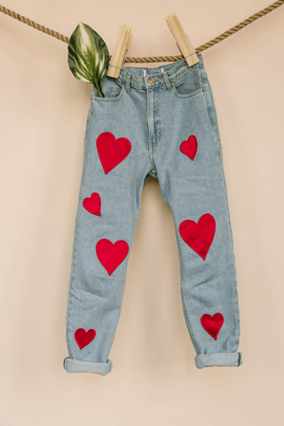 Faces of Love Club Jeans