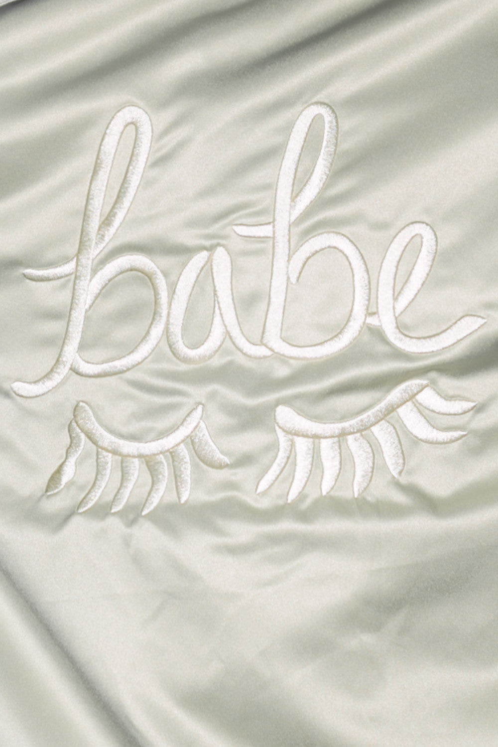 The Babe Jacket in Cream