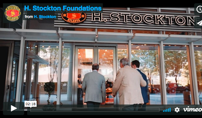 H. Stockton Foundations - A Short Film