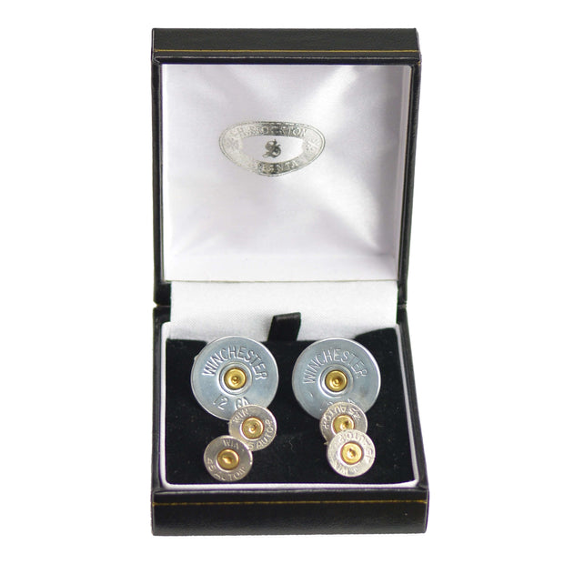 12 Gauge & 45 Winchester Shell Formal Set