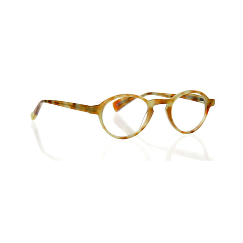 Eye Glasses Readers - Bored Stiff in Caramel Tortoise
