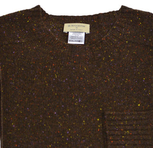 Cocoa Donegal Cashmere