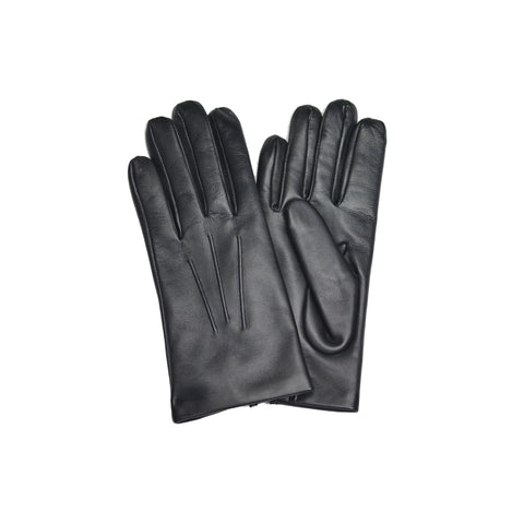 Black Cashmere Lined Glove