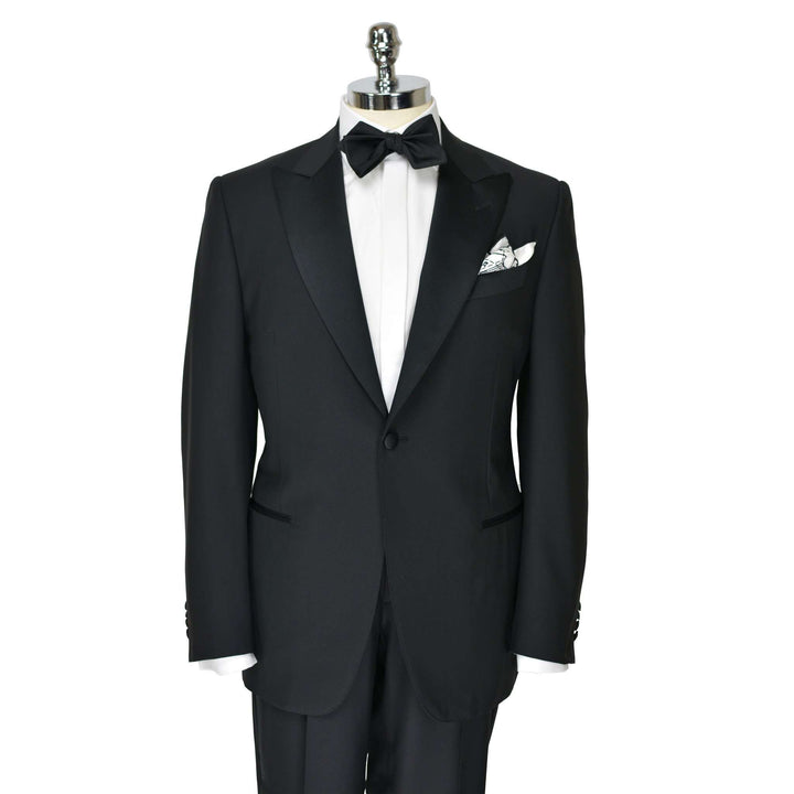 Peak Lapel Tuxedo - TRUSSINI FOR H. STOCKTON - H. Stockton