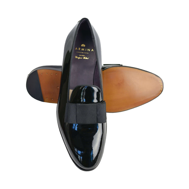 Black Patent Leather Formal Pump