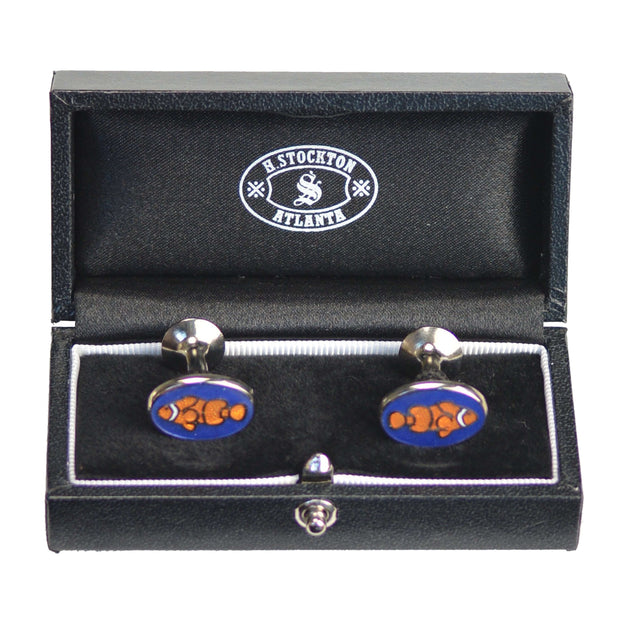 Clownfish Cufflinks