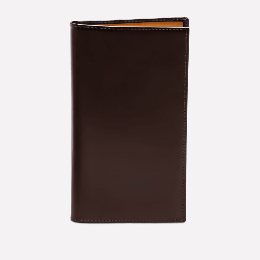 Nut Brown Coat Wallet