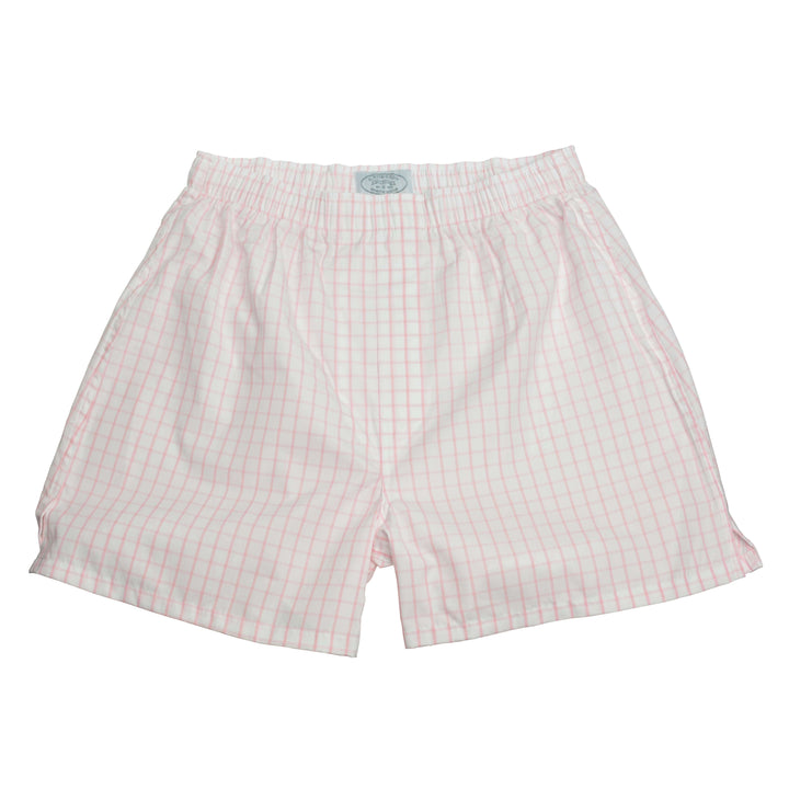 Pink Graph boxers