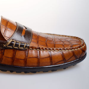 Chestnut Gator Grain  Bill