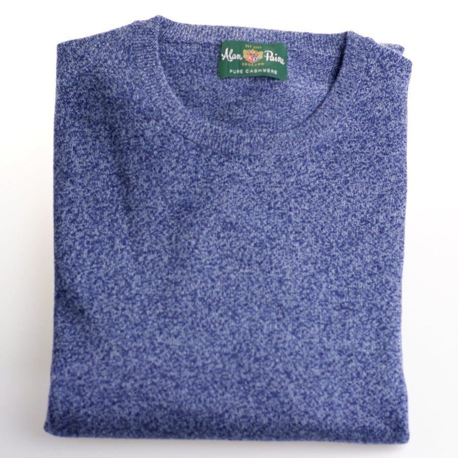 Twilight Cashmere Crewneck