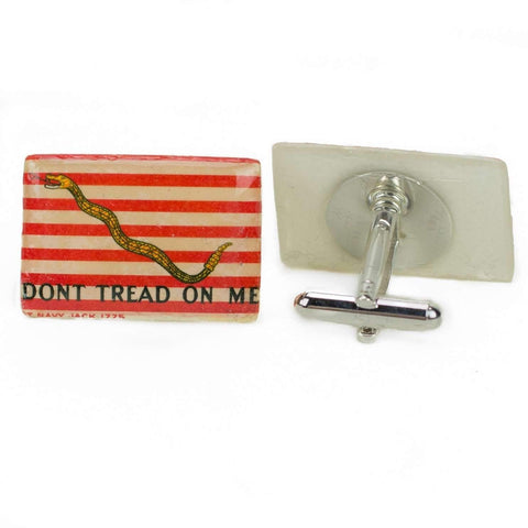 Don't Tread on Me Cufflinks