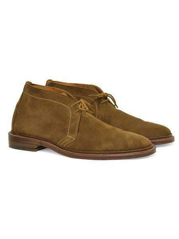 Snuff Suede Unlined Chukka Boot