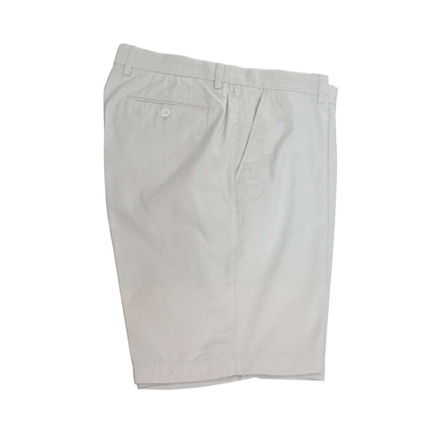 Stone Light-Weight Cotton Twill Short
