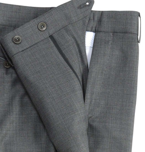 Close up Steel Summer weave trouser