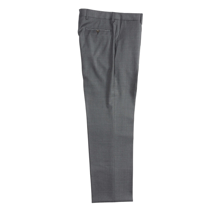 Steel summer weave Park trouser