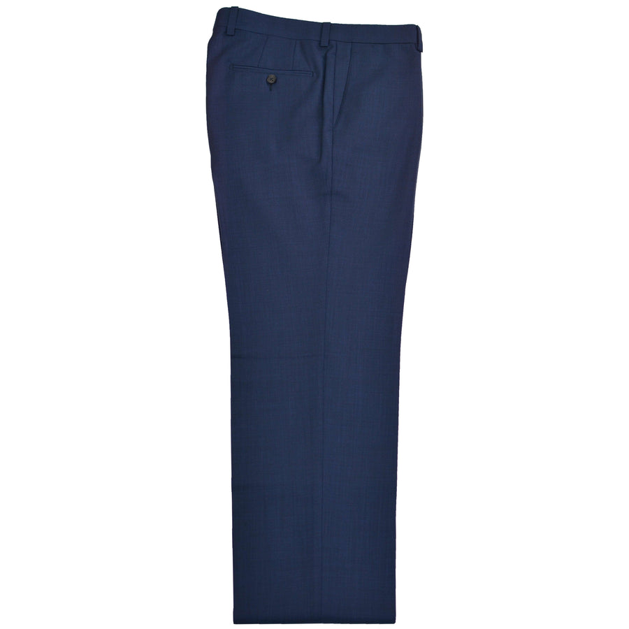Navy Nailhead classic fit ( matching suit )trouser