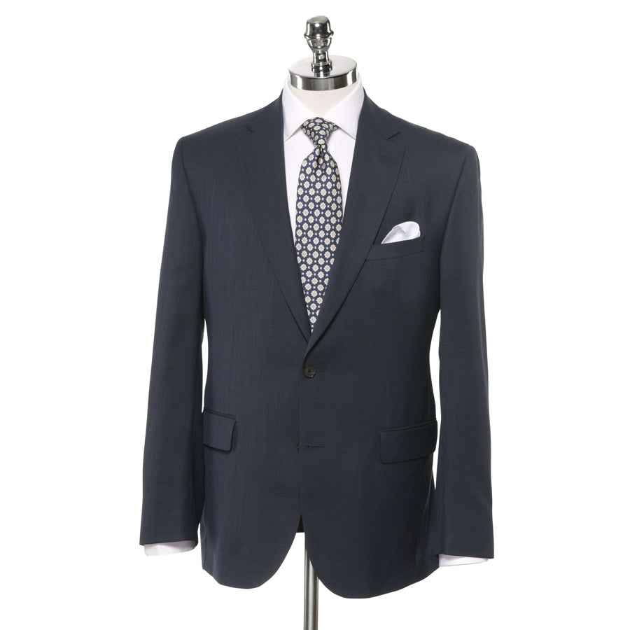 Navy Nailhead Suit (Coat)
