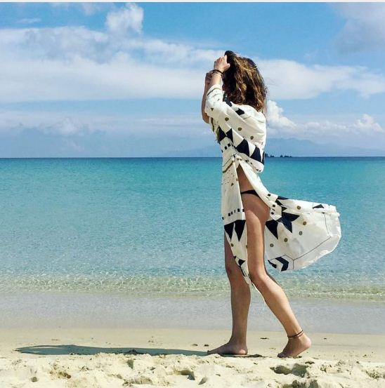 Beach dress Sarongs Cover-up