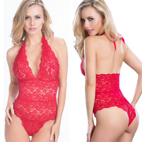 Intimate Backless Body Suit
