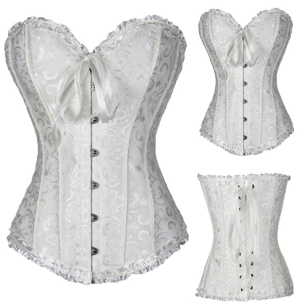 Amazing Design - Waist Slimming Steampunk Corset