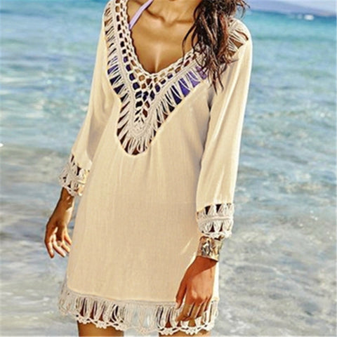 New Arrival Beach Cover up Crochet