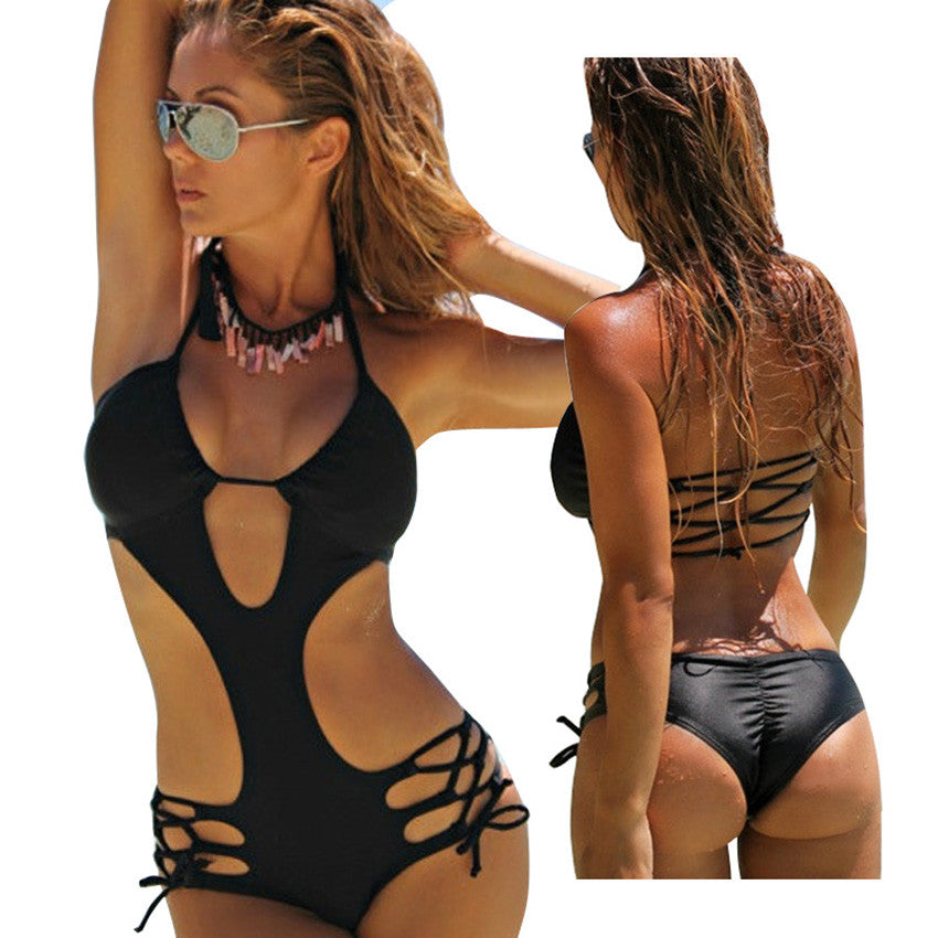 991794fd8df NEW Sexy Style Trikini Thong One Piece Swimsuit – Accessories Madness