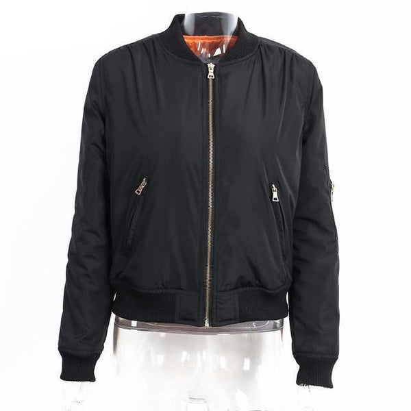High-quality Winter Parkas Cool Basic Bomber Jacket