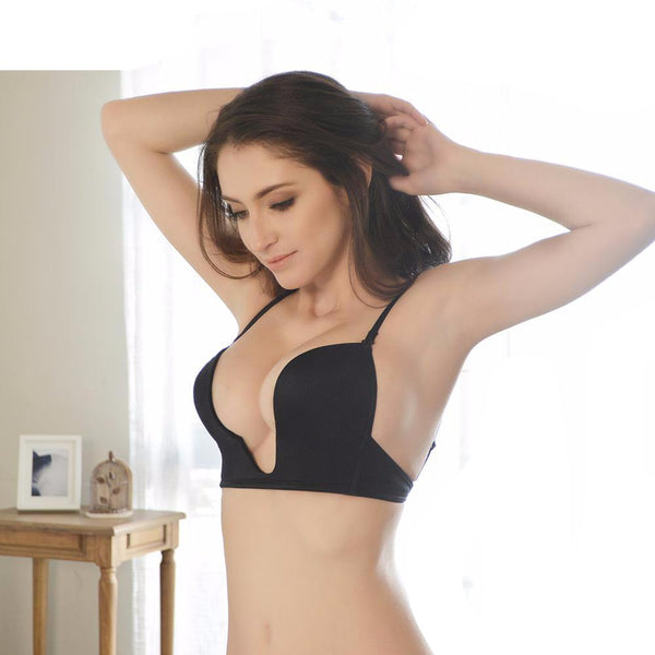 Best Selling Sexy Invisible Seamless Push Up Bra