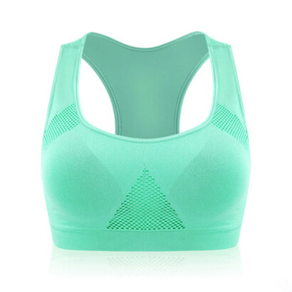Professional Absorb Sweat Top Athletic Fitness Sports Bra