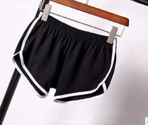 Workout Fitness Yoga Outfit  Sports Shorts