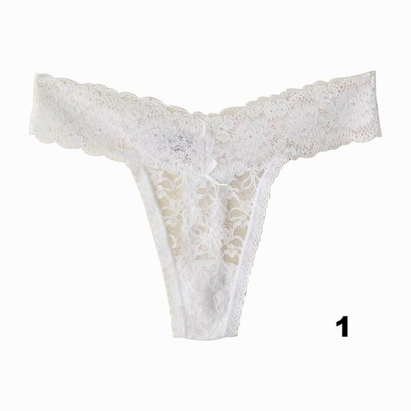 Plus Size Sexy Ladies Thong G- Strings Bandage Underwear