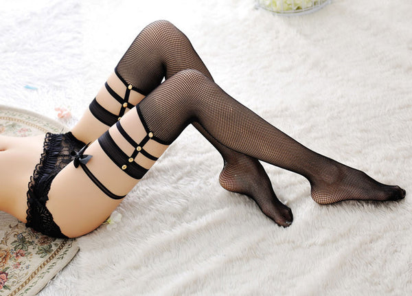 Sexy Breathable Mesh Stockings