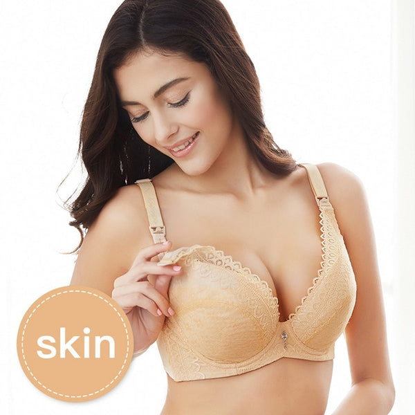 Cotton Maternity Nursing Bras
