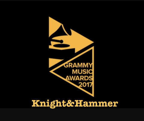 WATCH OUT FOR Knight&Hammer ON THE #REDCARPET AT THE #GRAMMYS!