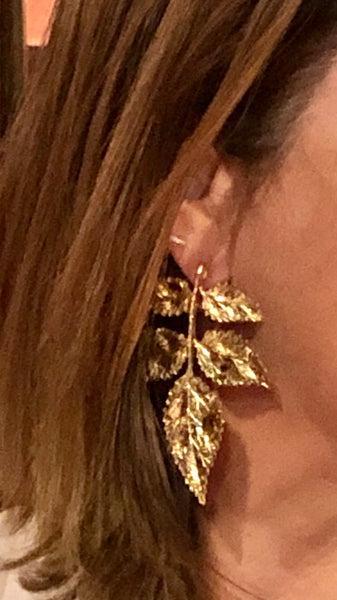 Knight&Hammer GODDESS earrings Limited Edition