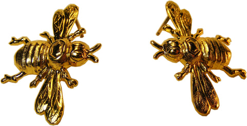 Empress Petite Bee earrings