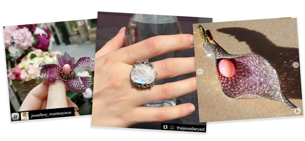 The 10 best fine jewellery Instagram feeds to follow!