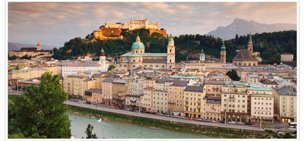 AENEA's Top 10 Tips for a Weekend in Salzburg