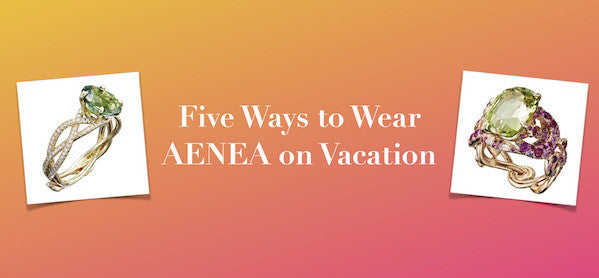 Five Ways to Wear AENEA on Vacation