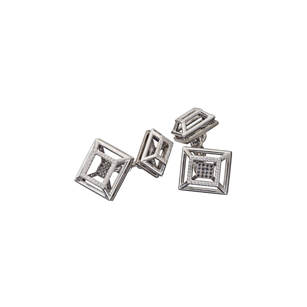 Cufflinks Diamonds