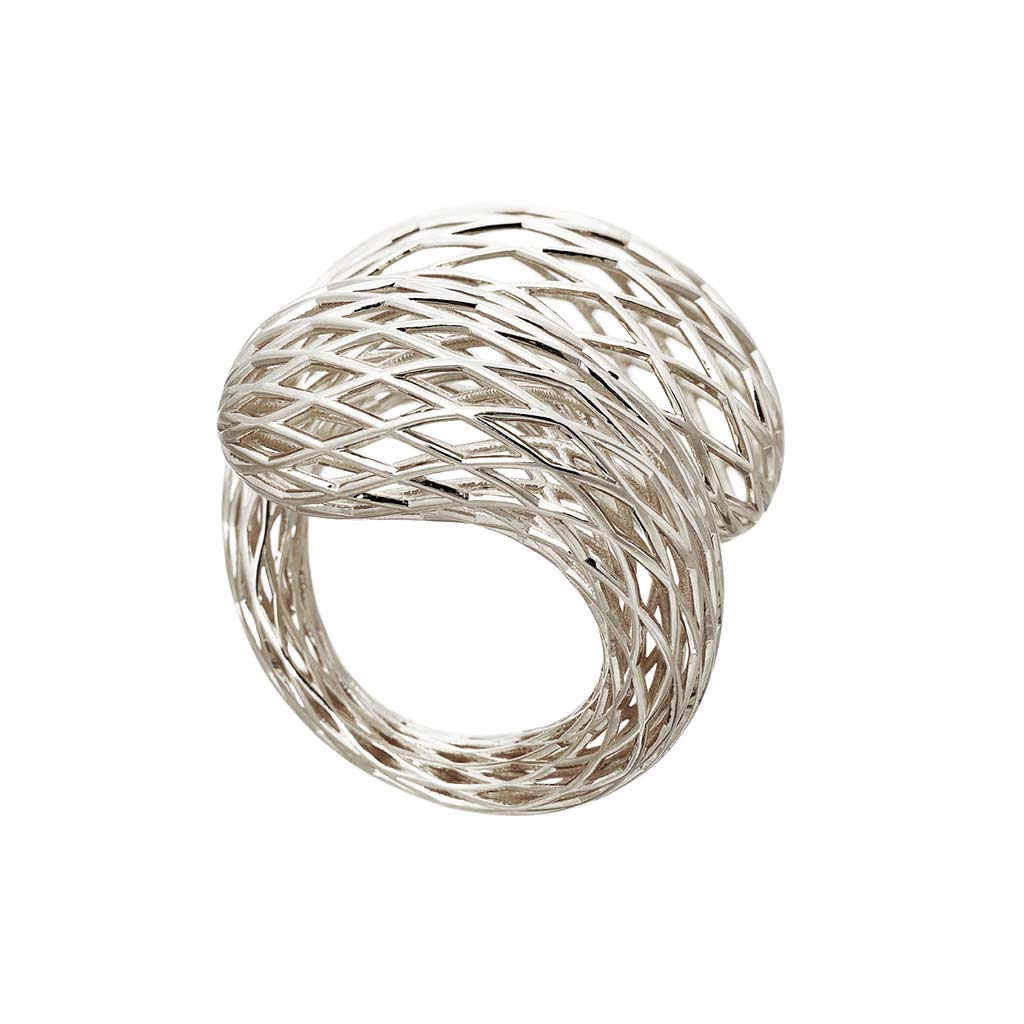 "Ring ""NEZZI"" Sterling Silver"