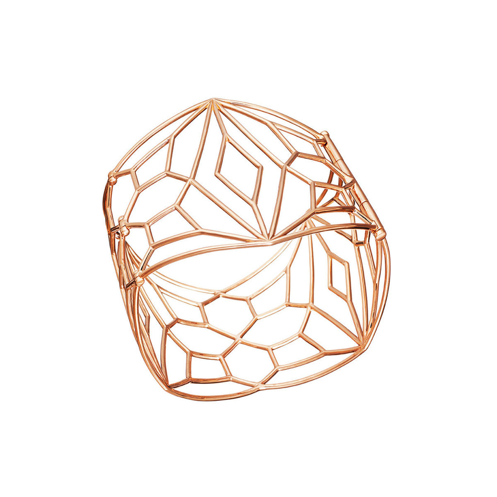 AENEA TWINKLE Collection Bangle Pink Gold