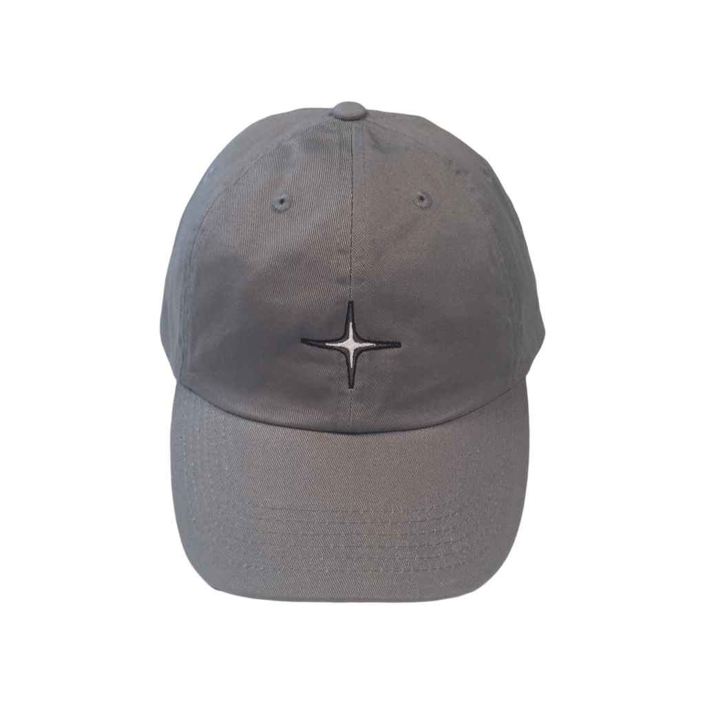 Nova Star Hat Gray