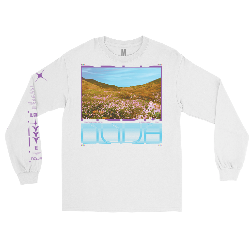 NOVA SUPERBLOOM LONG-SLEEVE
