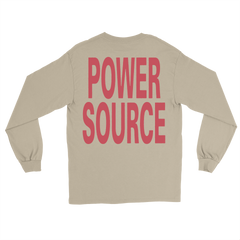 Power Source Longsleeve